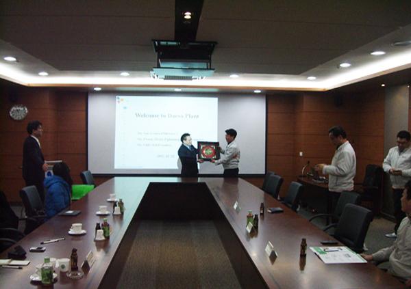 Làm việc tại Hàn Quốc