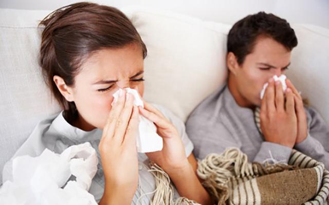 Bệm cúm theo mùa có khả năng lây lan thành dịch. Ảnh minh họa.